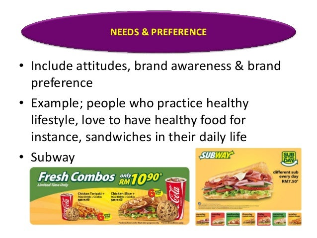 subway segmentation Roy morgan's analytical tools including the powerful psychographic segmentation of roy morgan helix personas provide unique depth to understanding the customers australia's fast food restaurants are chasing and what foods and services these customers prefer to enjoy - and where to find them.
