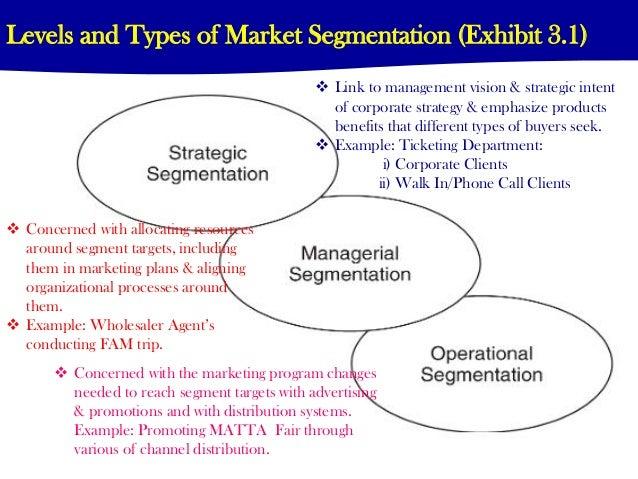 The importance of tourism market segmentation tourism essay