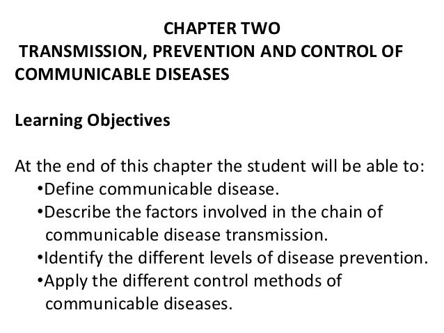 what is a communicable disease chain Each link of the chain must be connected breaking any link of the chain can stop the transmission of infection chain of infection infectious disease reservoir portal of exit mode of transmission susceptible host portal of entry  author: leslie hoglund created date.