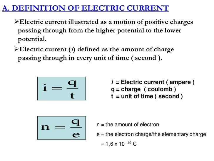Chapter vii direct current circuits new