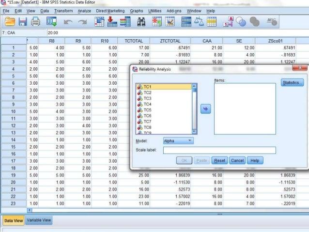 Beta coefficient P value R square estimate