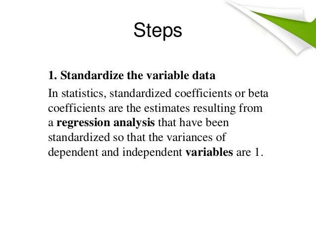 Step 3: Show that the mediator affects the outcome variable. Use Y as the criterion variable in a regression equation and ...