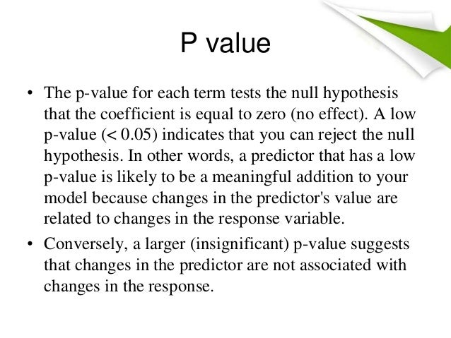 Statistical analysis in SPSS_