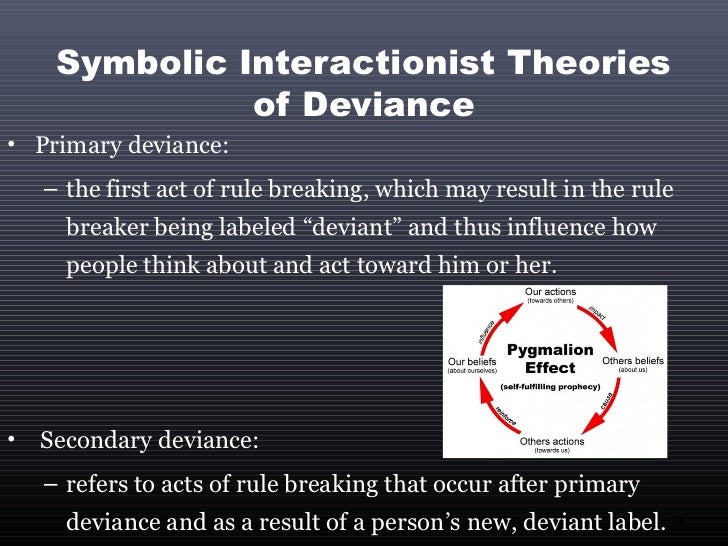 Chapter 6 Deviance And Crime