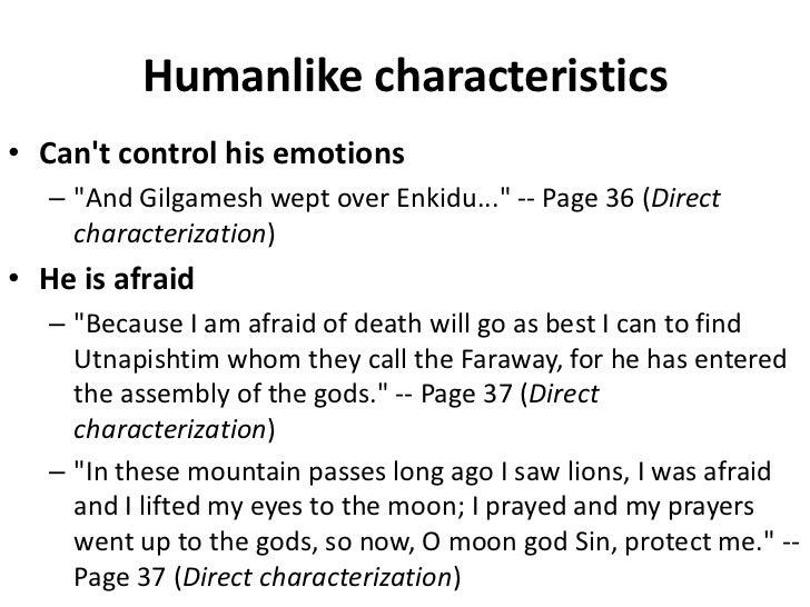 urshanabi epic of gilgamesh