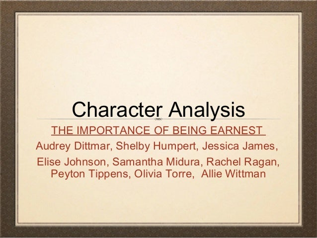 character analysis the importance of Learn the key components involved in writing a character sketch, so that you can improve your fiction.