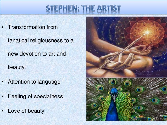 stephen dedalus religion A portrait of the artist as a young man is a semi-autobiographical novel by james joyce it depicts the formative years in the life of stephen dedalus religion.