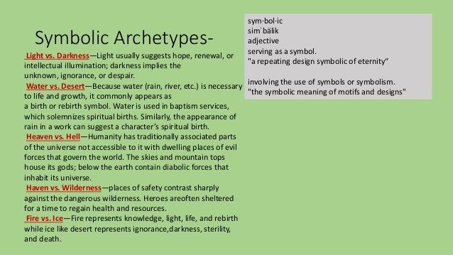 heroic archetypes in film symbolism and adaption Seven classic movie archetypes  the point is, the unexpected hero is apparently something that exists in our brains, and george lucas just gave it a different, .