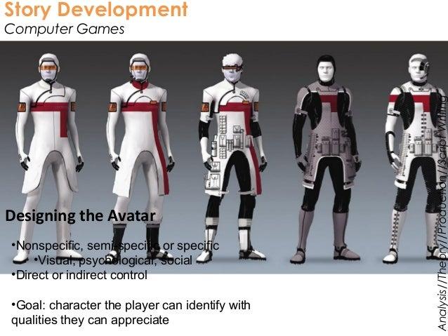 Character Design Fundamentals : Computer games character design fundamentals