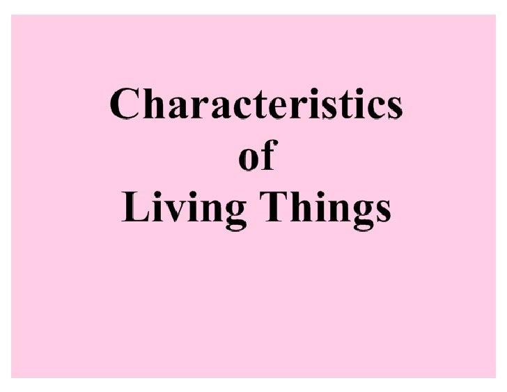 Dating characteristics