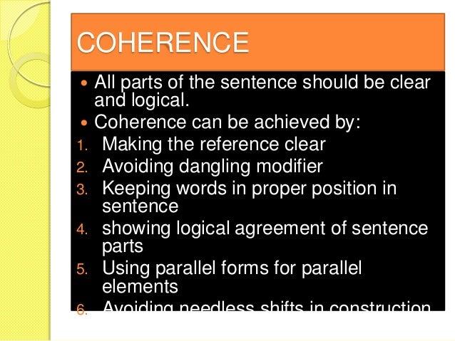 5 characteristics of good writing