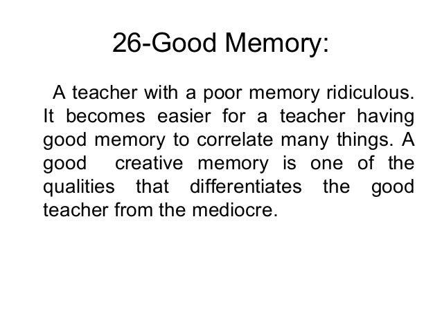 what are the characteristics of a good teacher This presentation details to chatacterstics of good teaching practice detailed in the publication good, better, best.