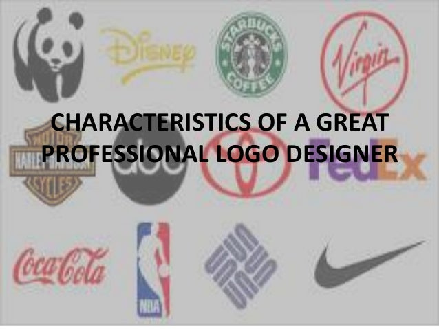 CHARACTERISTICS OF A GREAT PROFESSIONAL LOGO DESIGNER