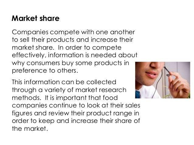 Premise Indicator Words: Characteristics Of Consumer Market