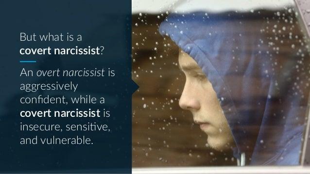 Closet narcissist