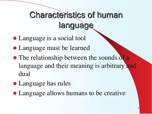 the human language They note none of the recent accounts of human language evolution seem to have completely grasped the  the origin of language as a subject in its own.