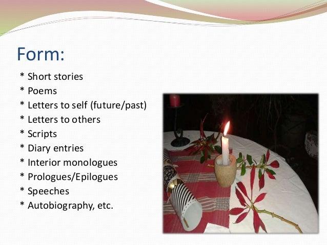 imaginative writing essay