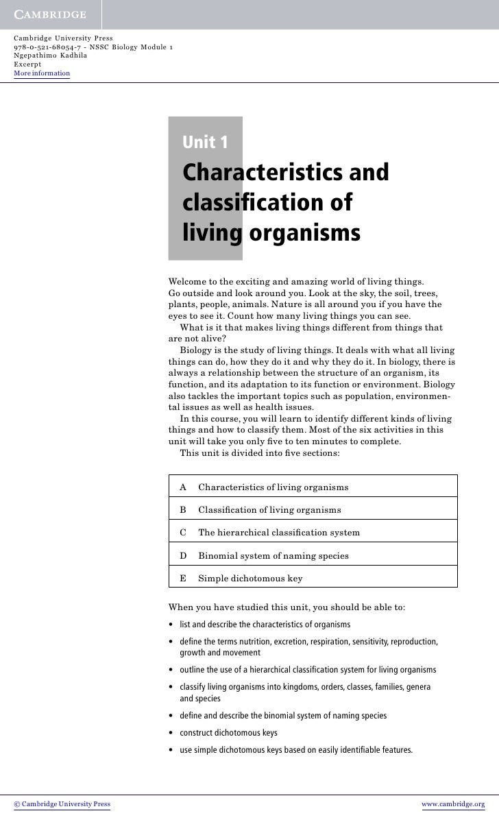 worksheet Characteristics Of Living Things Worksheet Luizah – Classification Worksheet Biology