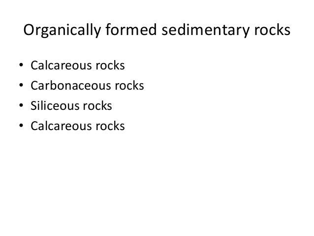 characteristics of sedimentary rocks pdf