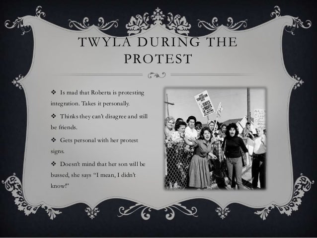 the story of twyla and roberta in recitatif by toni morrison Start studying recitatif learn vocabulary toni morrison what did morrison win how old were twyla and roberta at the beginning of the story.