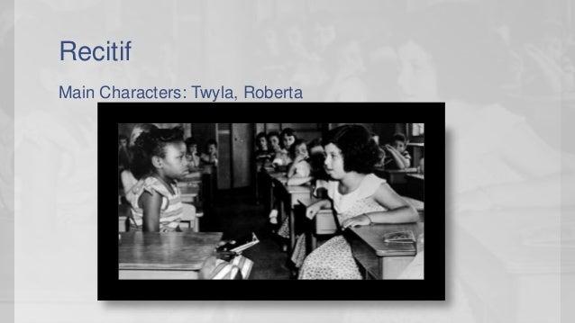 twyla and roberta relationship