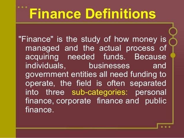 Indirect finance wikipedia.