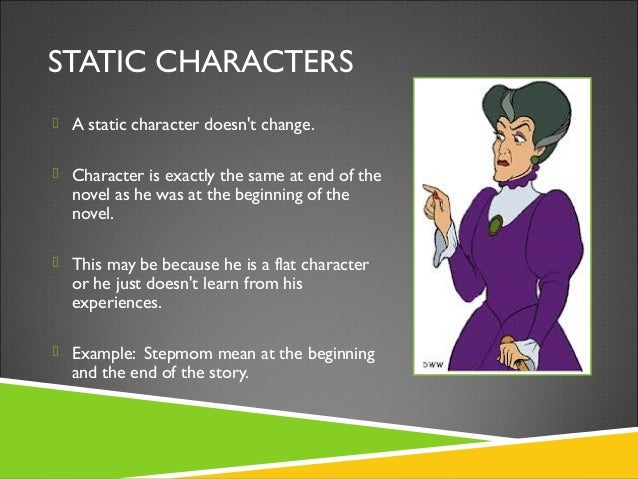 Characterization: What Type of Character are They?