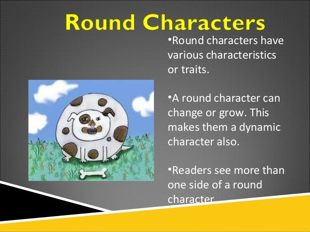 Dynamic Character Design Definition : Characterization what type of character are they