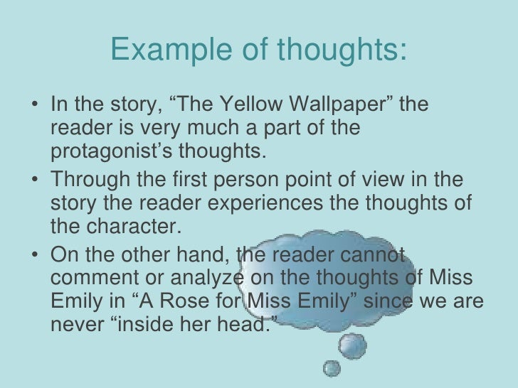 comparison analysis the yellow wallpaper vs This unit is intended to address both high-achieving and lower-level english students with opportunities for reading aloud, guided note taking if necessary, small group activities, extensive writing practice and intense literary analysis charlotte perkins gilman's short story the yellow wallpaper is already included in my.