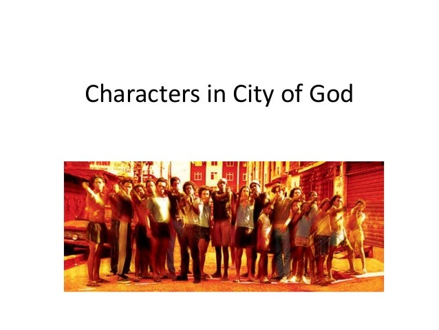 city of god 2 essay