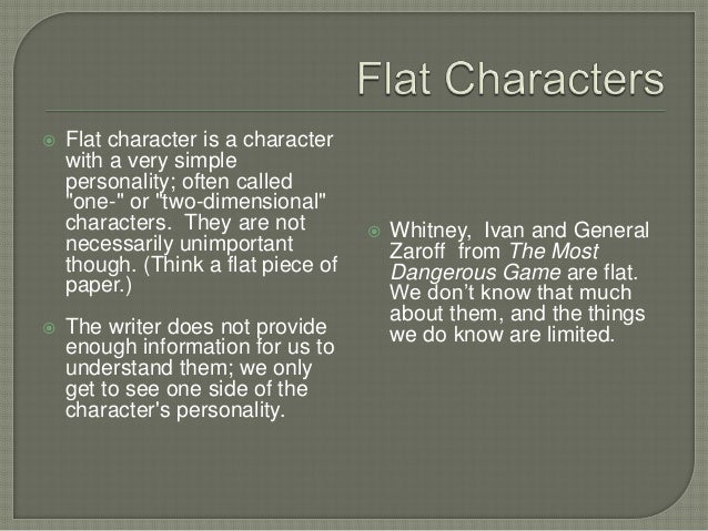 what is a character in literature