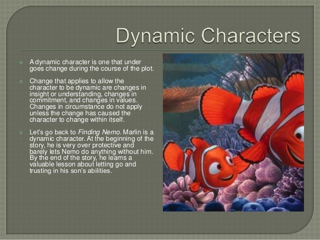 examples of dynamic characters in literature
