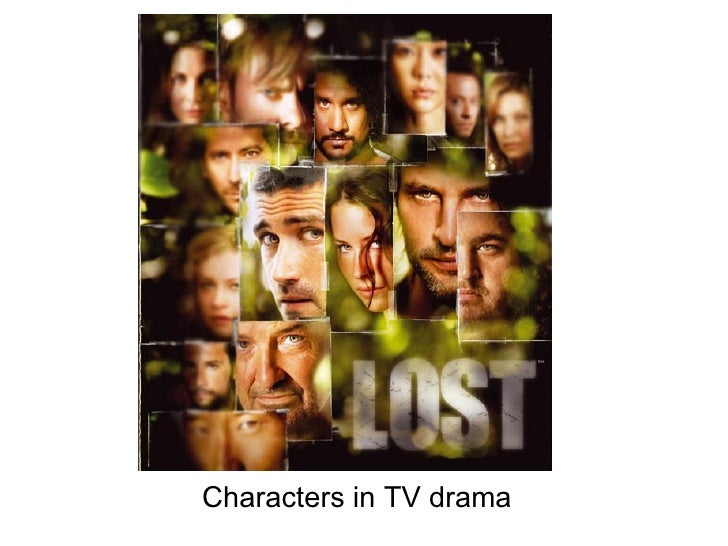 Characters in TV drama