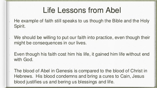 Bible Fun For Kids: Genesis Series: Cain & Abel