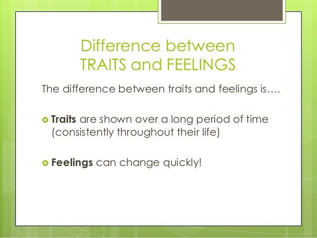 Character traits for slideshare Slide 3
