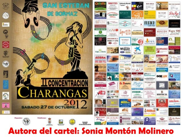 Autora del cartel: Sonia Montón Molinero
