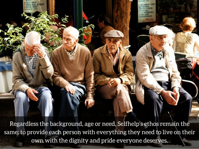 Selfhelp: The Source for Independent Living