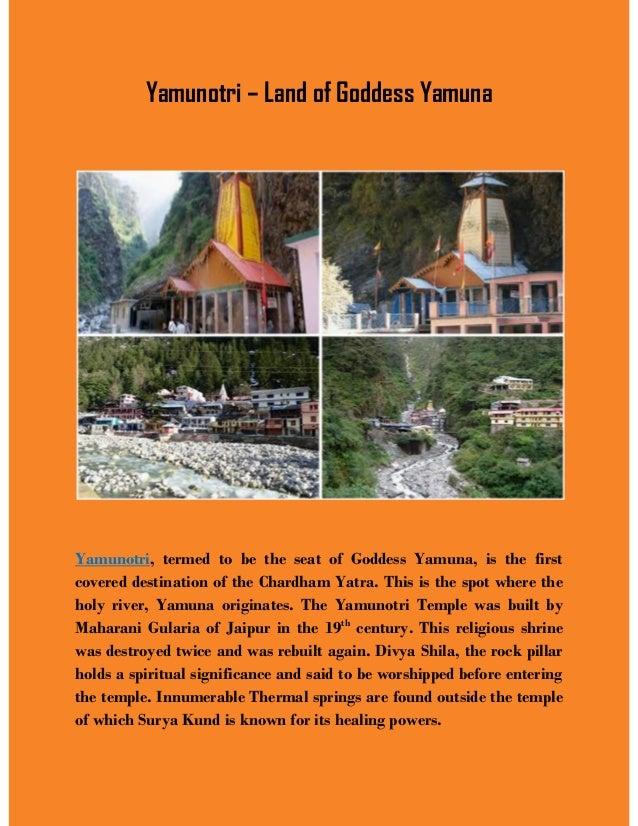 Best Time to Visit Char Dham Yatra of Uttarakhand