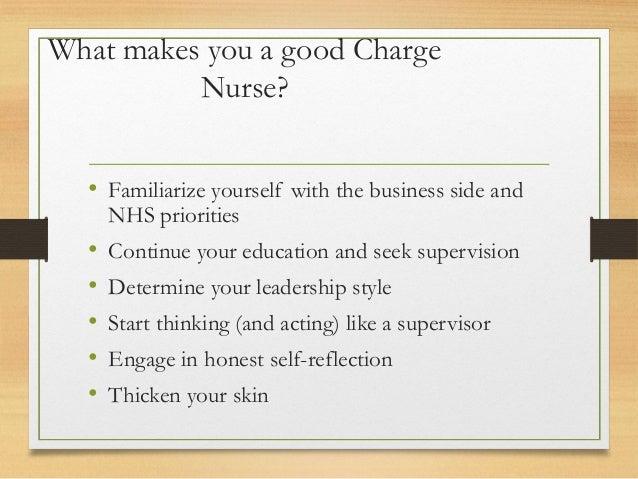 charge nurse ppt ppt by mrs shalinipriya bicrant rn msn