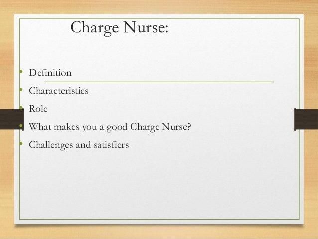 Charge nurse ppt.ppt by mrs shalinipriya bicrant rn,msn
