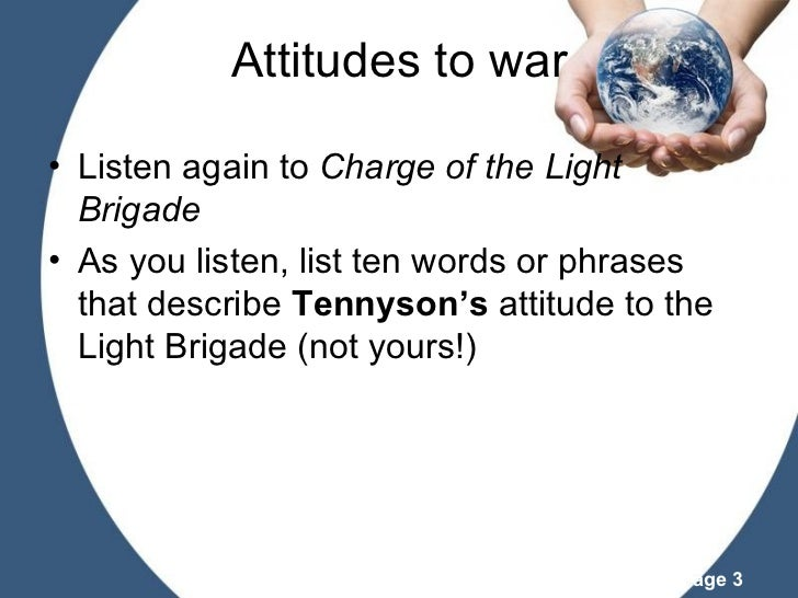 charge of the light brigade critical essay Gcse english literature: poetry critical essay question: compare how both lord byron and one other writer uses poetry to comment on the effects of war comparison of the poems: the destruction of sennacherib and the charge of the light brigade.
