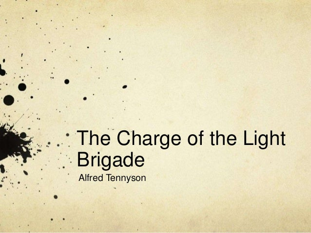 the charge of the light brigade coursework For the charge of the light brigade (1936) you can upload an image submit a video or movie clip add additional information write your own review tcm messageboards post your comments here add your comment.