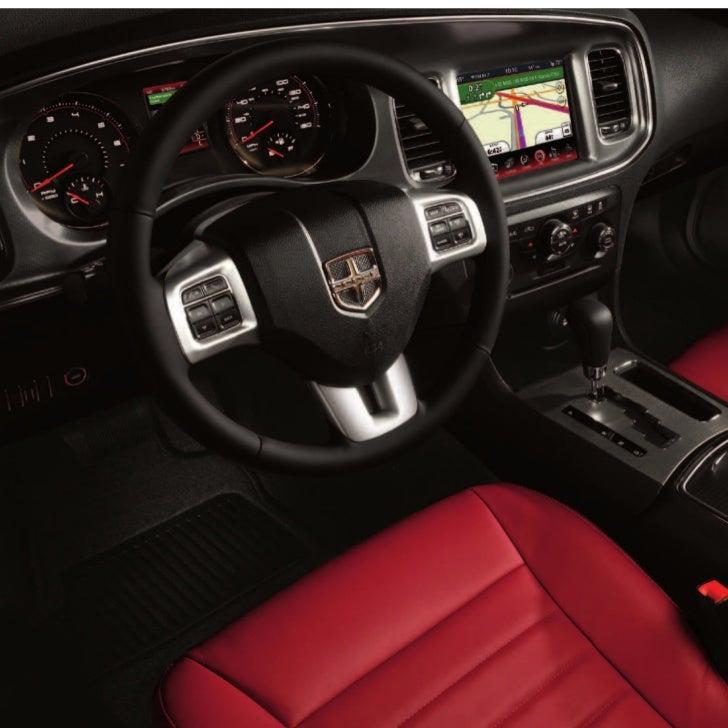 2012 Dodge Charger EBrochure