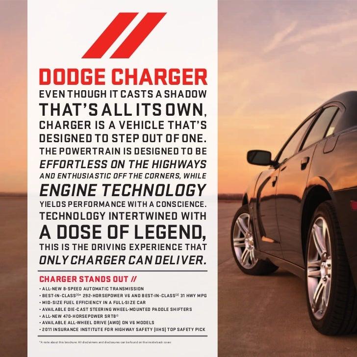 2012 dodge charger ebrochure. Black Bedroom Furniture Sets. Home Design Ideas