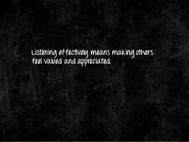 "The ""car "" l/ lOdel can help gOll become an active listener WlTh these 4 skills:"