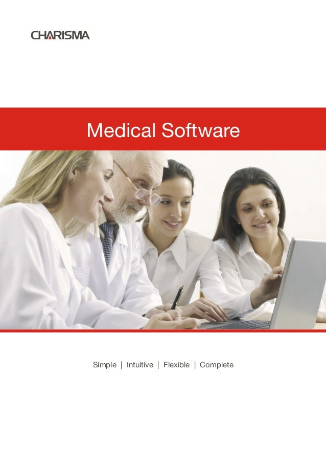 Medical Software Simple | Intuitive | Flexible | Complete