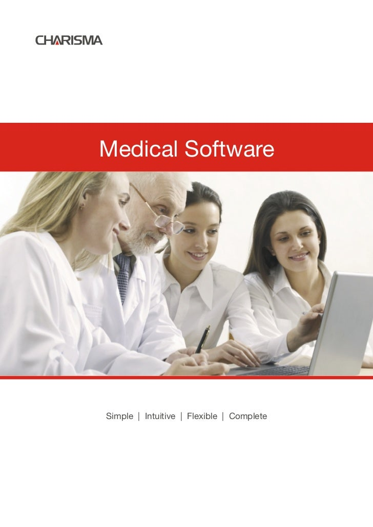 Medical SoftwareSimple | Intuitive | Flexible | Complete