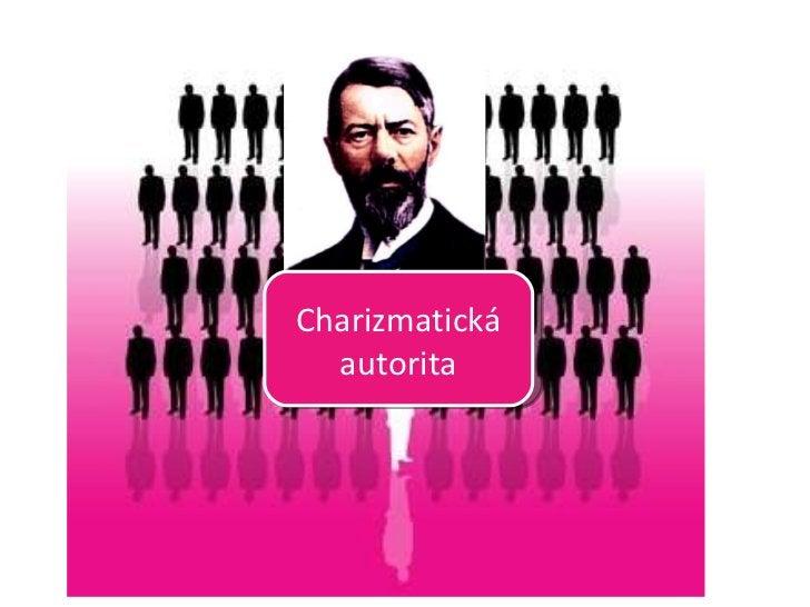 Charizmatická autorita