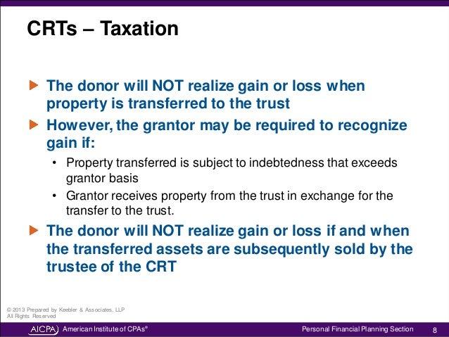 Grantor Trust Taxation