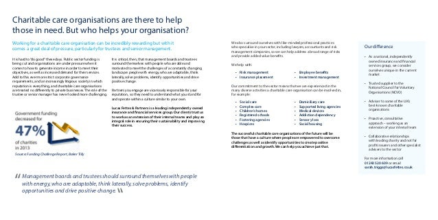 Our difference • As a national, independently  owned insurance and financial  services group, we consider  ourselves u...